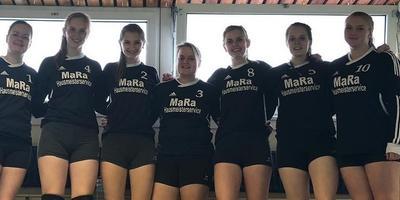 Faustball-Frauen: Erster Spieltag in der Hallensaison 18/19